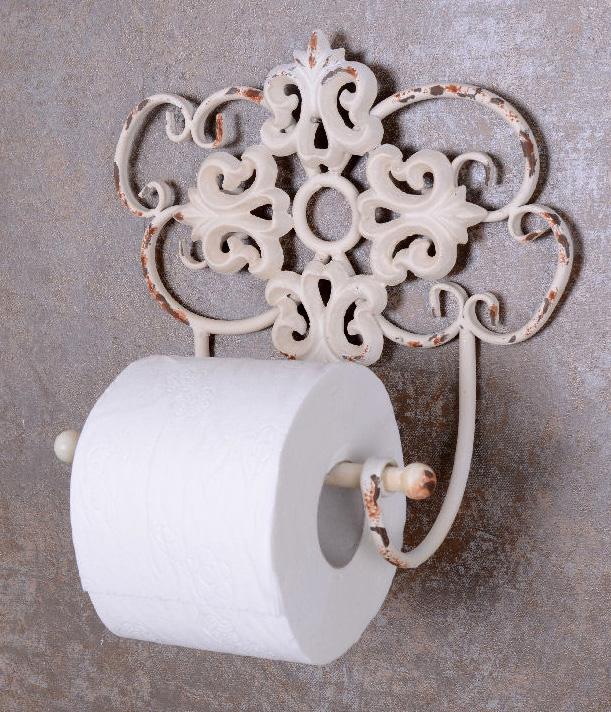 Stojak Na Papier Toaletowy Retro