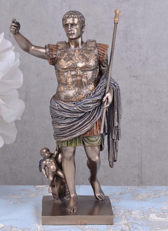 cesarz oktawian august klasyczna figura veronese