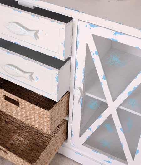 komoda collection maritime shabby chic