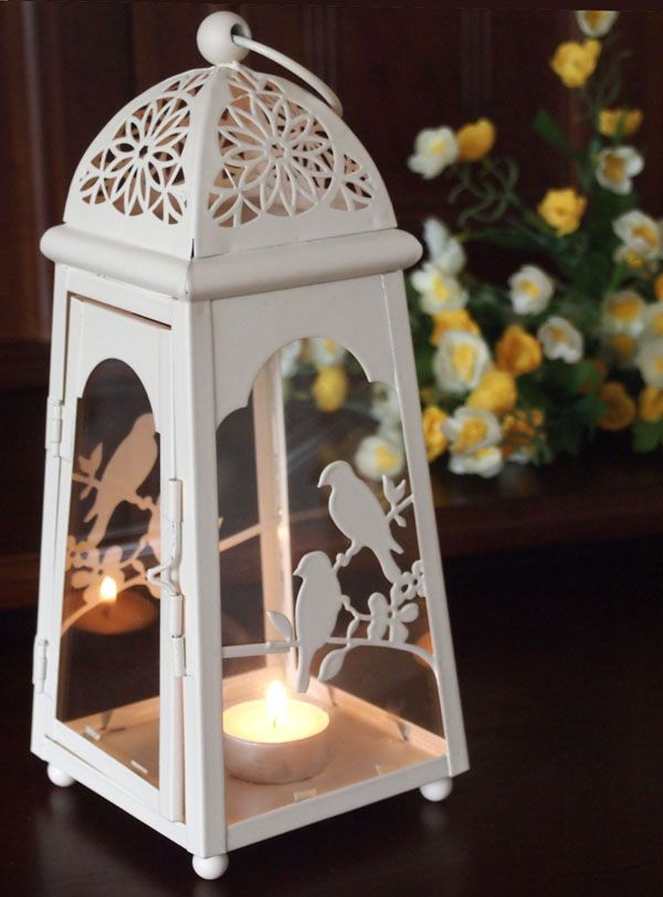 lampion w stylu prowansalskim